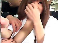 asiático grandes tetas mamada fetiche japonés