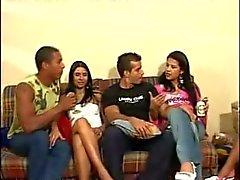 cumshots brazilian-anal brazilian latina fuck-party