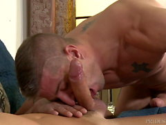 gay big cock blowjob hunk