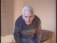 Old gay man
