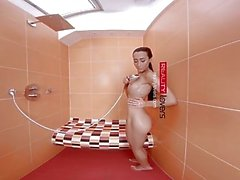 RealityLovers - Shower Allurement with Anna