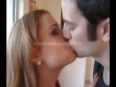 öpücük öpme