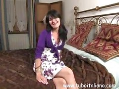 blowjob casting italian