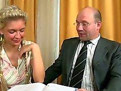 biondo pompino hardcore russo adolescente