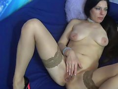 amateur brunette hairy