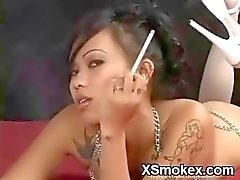 smokesex smokingxx de fumar smokingchicks