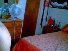 homemade amateur webcam strip