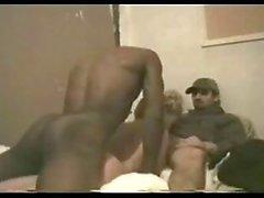 arab black and ebony blondes interracial threesomes
