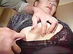 fantastic asian granny mature brunette