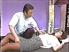 japonés masaje orgasmos