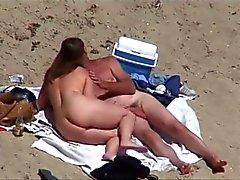 amateur beach public nudity voyeur