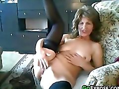 fille solo masturbation mature