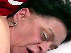 amateur morena abuelita