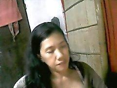 asiático grandes tetas madura