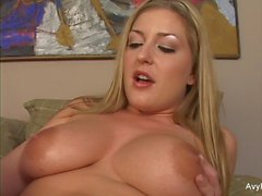 blondine big tits pornostar