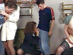gangbang vaginale seks masturbatie orale seks