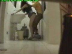fait à la maison coquin webcam couple brunettes