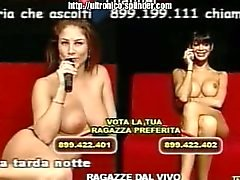 big-boobs show tv nude call