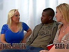 blowjobs gezichtsbehandelingen milfs interraciale blondjes