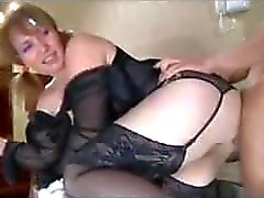 Pigtailed Milf Is Having Sex With A Much Younger Guy Because She Always Wan