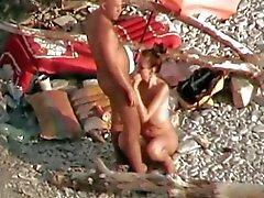 anale dilettante spiaggia strapon