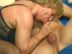blondes matures german