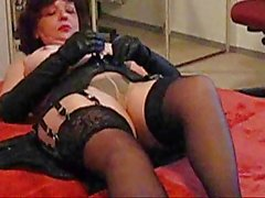 matures milfs stockings