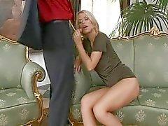 sabrina anal sex blondine blowjob