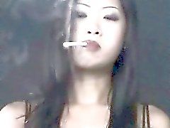 blowjob fetish smoking