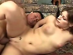 blowjob brunette doggystyle hardcore old young