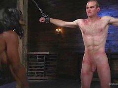 masturbation oral sex bondage big tits ebony