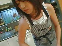 le sexe anal asiatique femme de ménage trio
