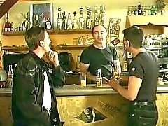 anaal dubbele penetratie frans gangbang trio