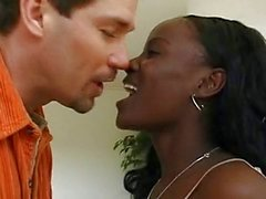 couple oral sex anal sex ebony interracial