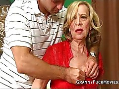 couple granny masturbation