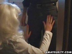 couple le sexe vaginal le sexe oral blond caucasien