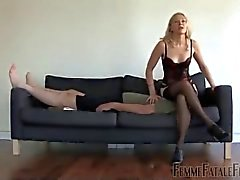 amateur face sitting femdom ruso