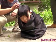 orgasm squirting public outside japanese