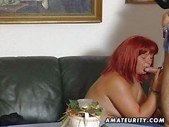 milf amateur cumshot big tits