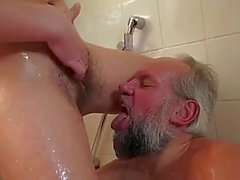 blondes voyeur piss in mouth