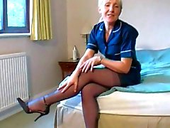 amateur british matures stockings