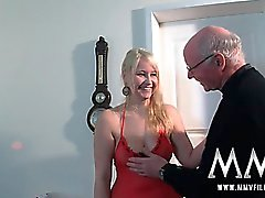 babe blonde blowjob german hardcore