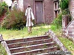 big tits blowjob cheating classy cougar
