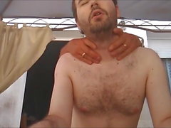 gay man amateur bareback