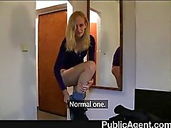 amateur blonde blowjob caucasian