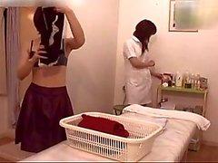 parmak japon lezbiyenler masaj