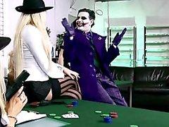 batman joker costume uniforme