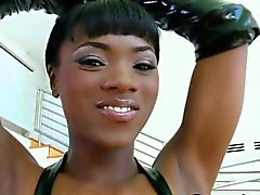 ass black and ebony blowjob cumshot