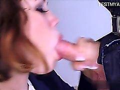 grossi cazzi pompino brunetta hardcore