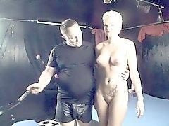 babe big boobs blonde